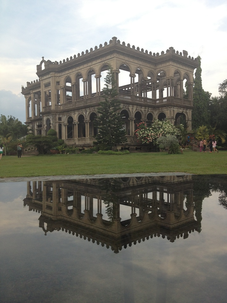 The Ruins, Negros Occidental - May 2013