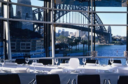 29 Quay (Sydney, Australia) Quay Restaurant.