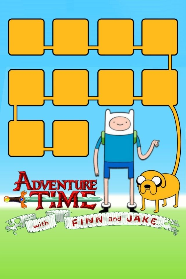 Adventure Time background iPhone backgrounds D