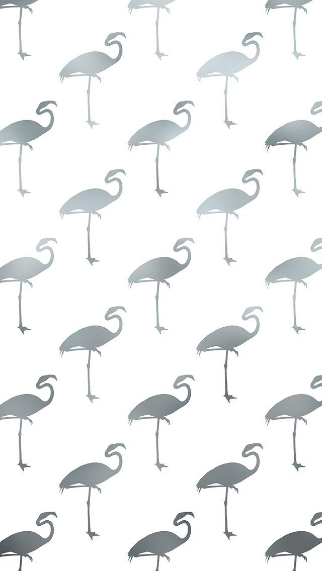 Flamingo iPhone Wallpaper