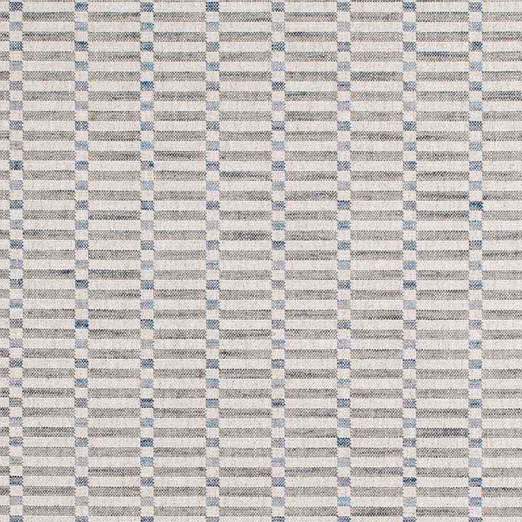Warwick Fabrics : LANZA, Colour DENIM $90/m