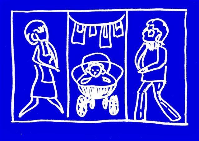 A családi problémák megbeszélése nem jelenti a családi szennyes kiteregetését!