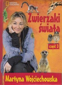 Zwierzaki świata cz.3, literatura podróżnicza, National Geographic   #ArtTravel #Zwierzaki #świata