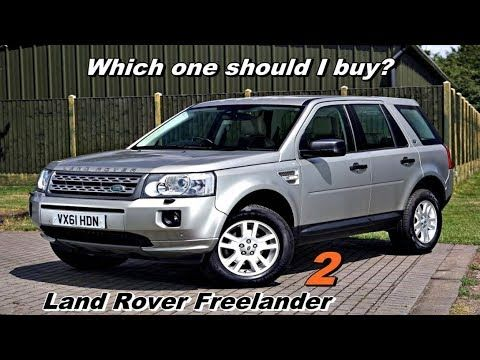 Land Rover Freelander 2 review - Which one should I buy?