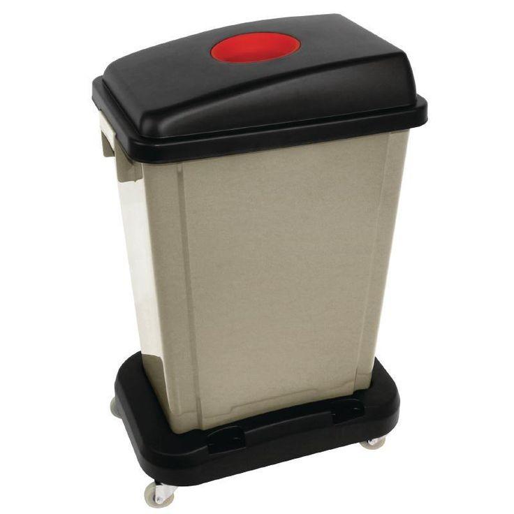 Tapa de cubo de basura Jantex CK960 para reciclaje