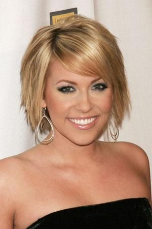 choppy choppy....love this short hair cut! Don't think I'd have the guts to actually do it though?!?!