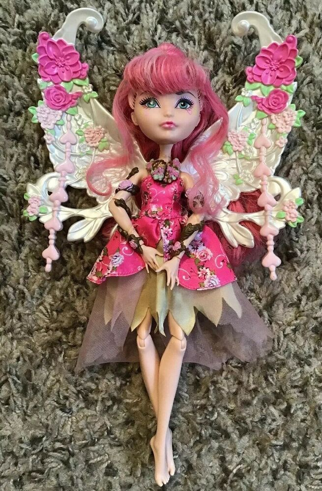 EVER AFTER HIGH DOLL ACCESSORIES 1ST FIRST CHAPTER C.A CUPID HEADBAND HEART
