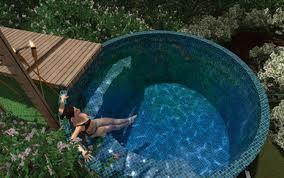concrete trough pool - Google Search