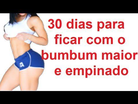 Miss bumbum - Aumentar pernas e glúteos completo - YouTube