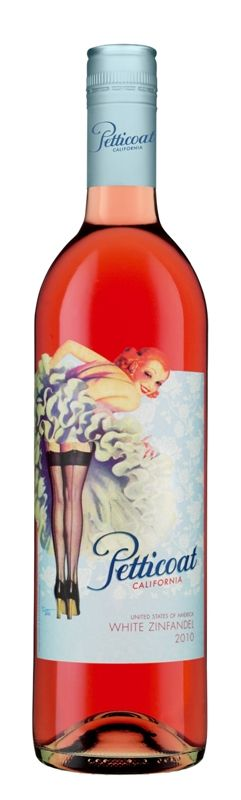 Petticoat. Wine of California. PD