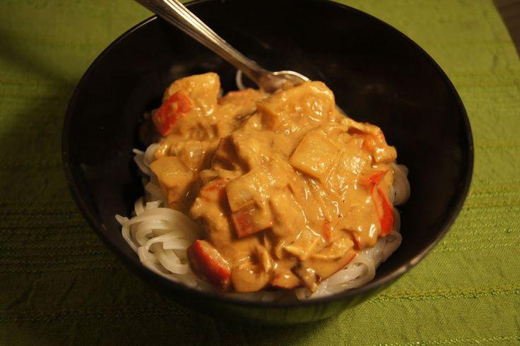 Slow Juicer Peanut Butter : Slow Cooker Thai Peanut Chicken Recipe Butter, The chicken and Recipes slow cooker