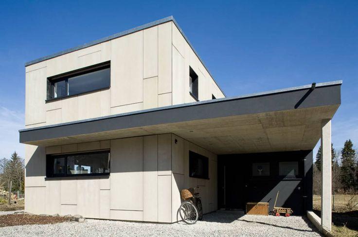 360 low budget haus in leutkirch architektur low. Black Bedroom Furniture Sets. Home Design Ideas