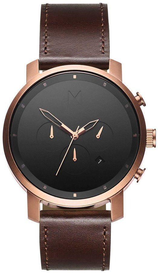 Chrono Series - 45 mmRose Gold Brown  mens watches, mens watches affordable, mens watches under $200, mens watches 2018, mens watches popular, mens' watches, men's watches. #menswatchesunder$200