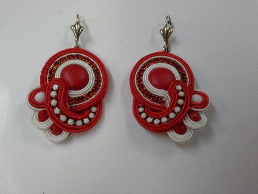 Pendientes SAN FERMIN | Ecomercadillo facilisimo.com, toda la artesanía y ecología a la venta