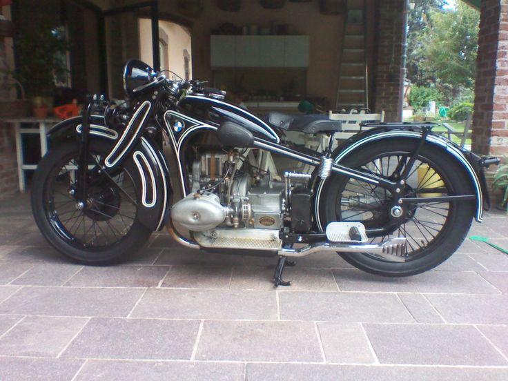 BMW R16 1933