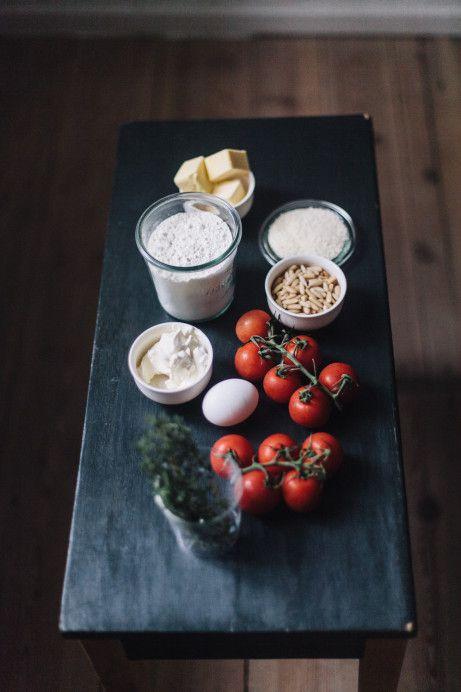 FvF Cooks with Marta Greber: Tomato Galette — Freunde von Freunden