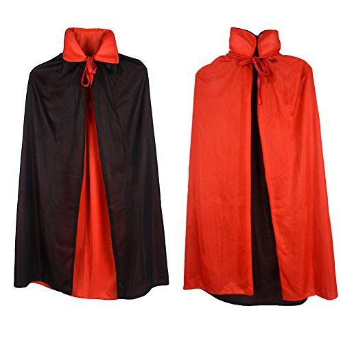 Free Sewing Pattern How to Sew a Vampire Cape