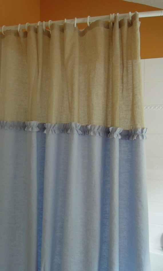 1000 images about ruffle shower curtain on pinterest