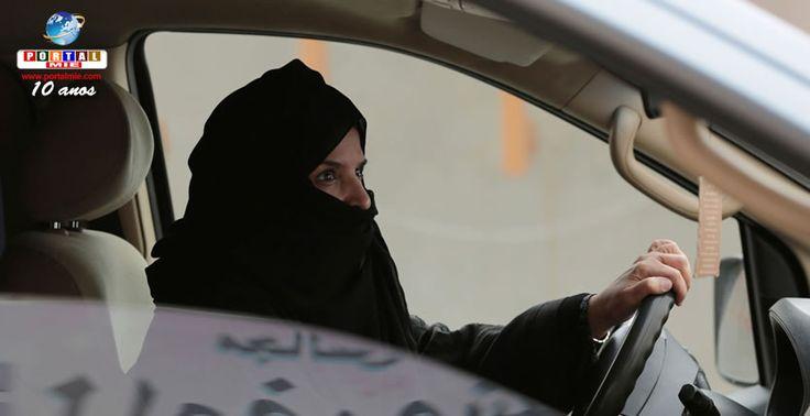 Emissão de carteiras de motorista para mulheres será permitida na Arábia Saudita. Veja mais.