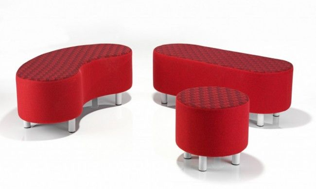 The Drum range comprises a drum seat, crescent seat, oval seat and circular table. Available with powder coated tubular steel legs, or plastic feet.Please contact us on 01254 297880 for more information, or e-mail sales@evertaut.co.uk.