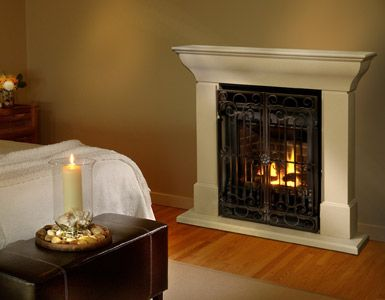 Gas fireplaces for bedrooms electric fireplaces are a for Bedroom electric fireplace
