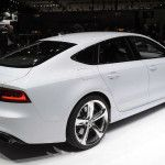 The 2016 Audi RS7 is high-performance variant of the Audi A7 4-door come with a 560 hp V8 lurking beneath its sleek hood, the 2016 Audi RS7 is the most powerful model in the Audi range, and it also has all the luxury accouterments and technology for which the brand with the four rings has been known.