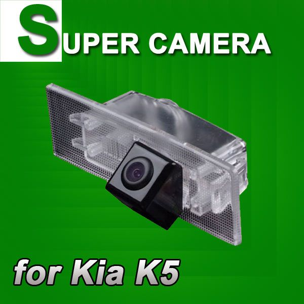 CCD car Reverse Parking Back Up Rear View Camera for Kia K5 Wireless-optional clear image HD waterproof #Affiliate