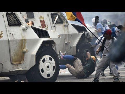 ARISTEGUI - 554 Represión militar y policiaca en Venezuela 554