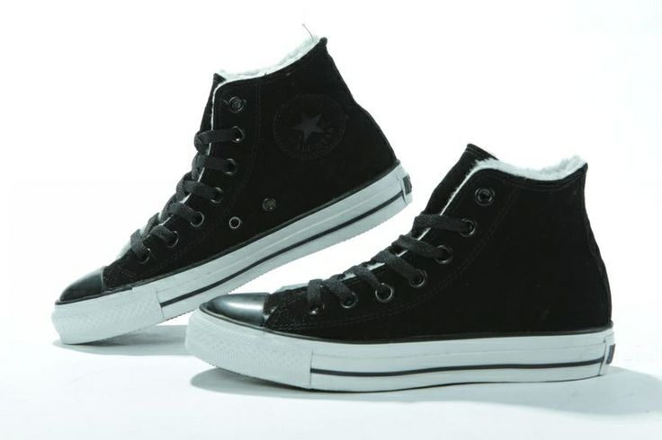 Converse All Star Specialty Ox High Tops Black