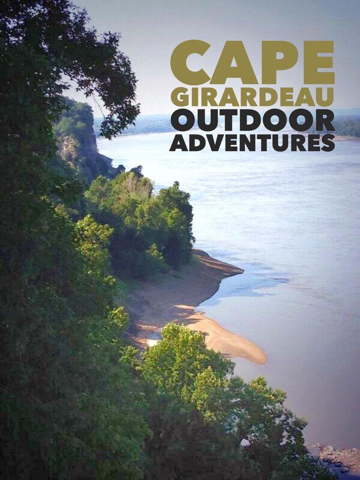 Family outdoor adventures in Cape Girardeau, Missouri