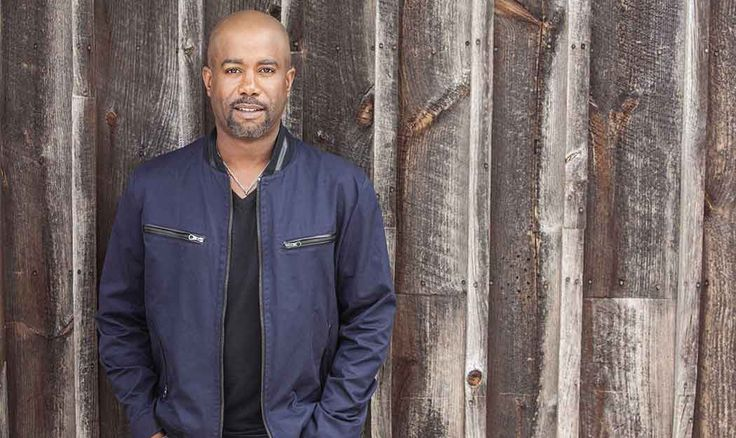 """Darius Rucker's Most Personal Song Ever: """"So I Sang"""""""