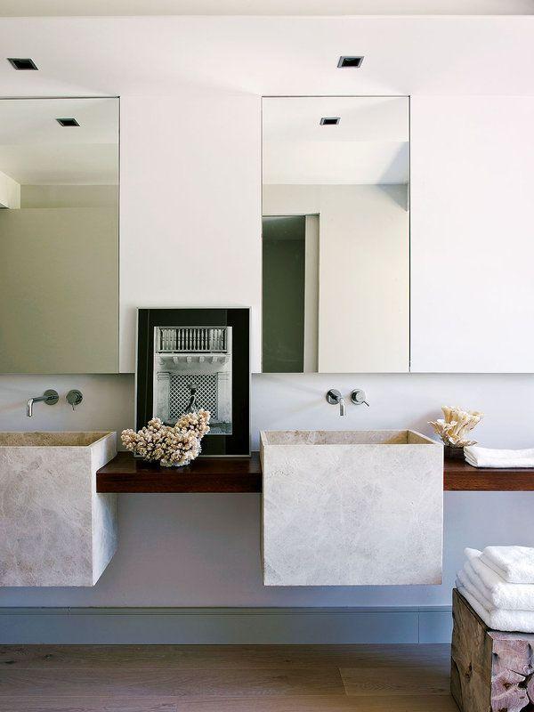 Mesa con tapa de mármol http://patriciaalberca.blogspot.com.es/