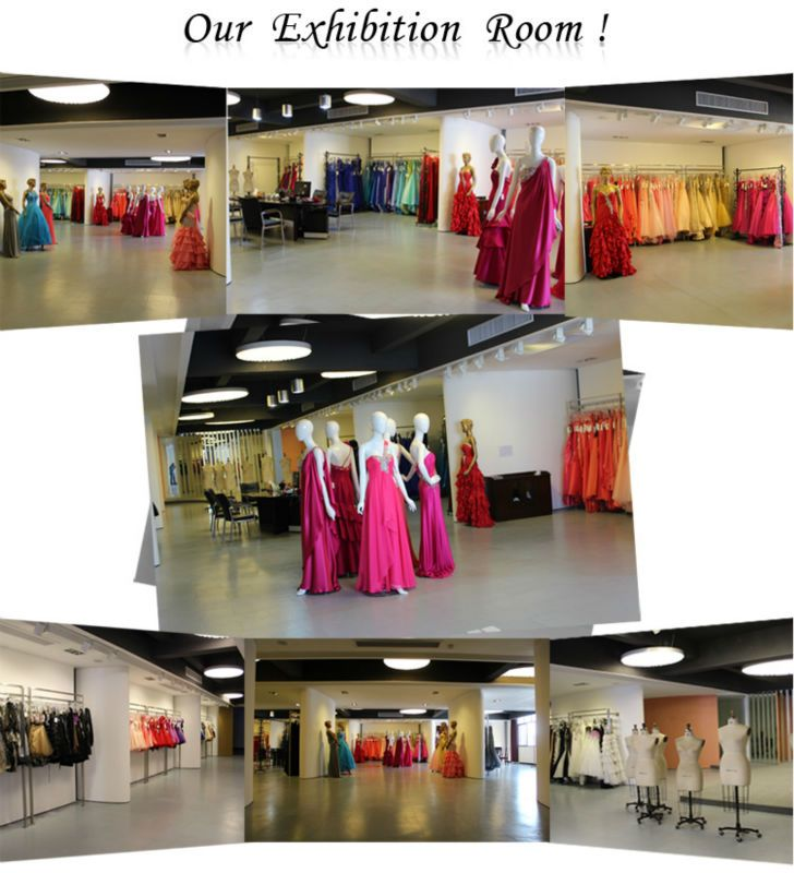 Chaozhou Choiyes Evening Dress - Show Room