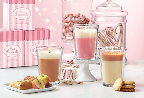 NEW! Just Desserts™ by PartyLite Scented Candle