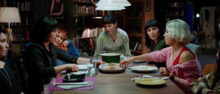 'Seven Sisters Trailer #Noomi Rapace Plays One Big Family #SuperHeroAnimateMovies #family #noomi #plays #rapace