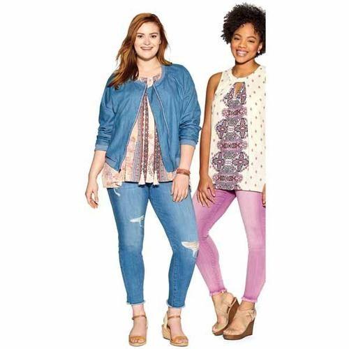 YC Plus fashions from Skylar & Jade™, Eyeshadow® and Living Doll®