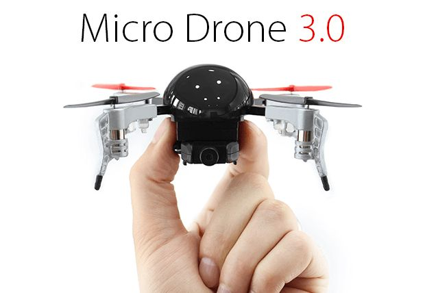 Meerkat Drone – Le micro Drone 3.0