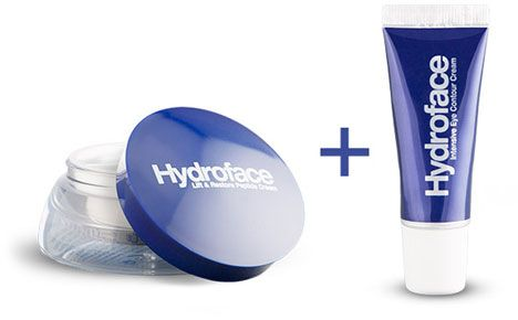 Hydroface Advanced Double Active Revitalizing Set