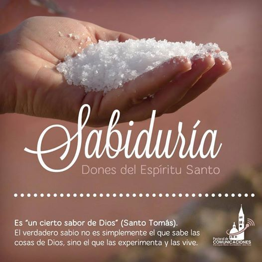 #EspírituSanto dame el don de #sabiduria