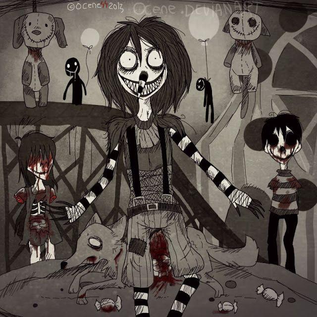 Laughing Jack Creepypasta | Jack qui rit (Laughing Jack) Creepypasta French
