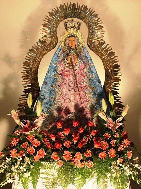 Happy Birthday, Mama Mary! Our Lady of Guadalupe Cebu.
