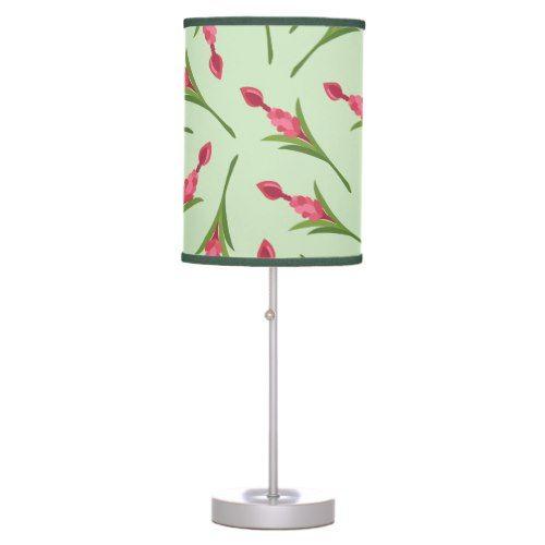 Tropical Desk Lamp