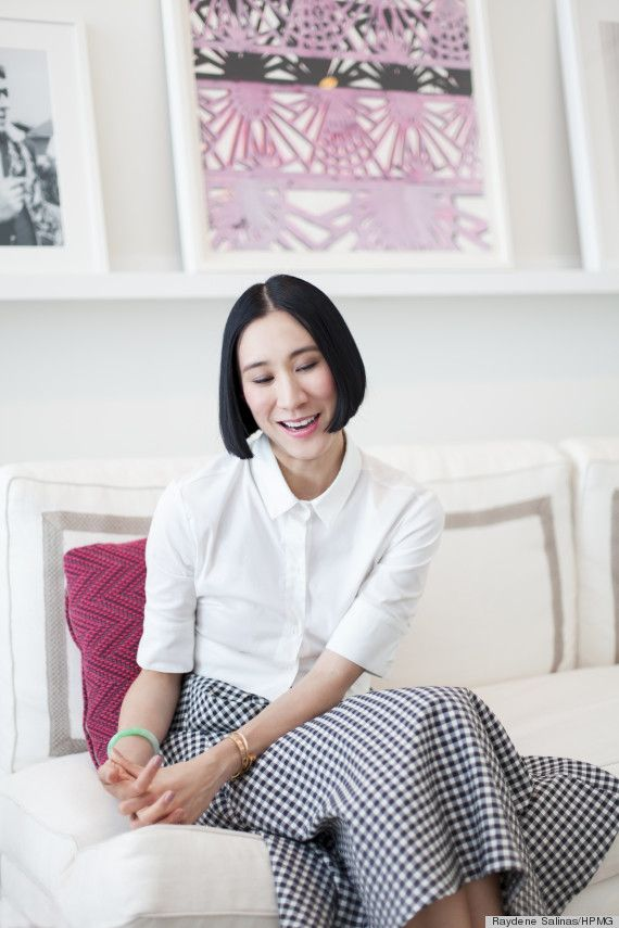 """Eva Chen sounds off on how to make it as a fashion editor."" Thanks for this Huff Post Style! It only takes one good story to set forth a million creative sparks of inspiration. This was mine today!"