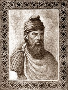 DECEBALUS - the last king of Dacia (ruled 87-106 AD), famous for fighting 3 wars against the Roman Empire. Since the mid 19th Century, DECEBALUS has been portrayed as a national hero in Romania.