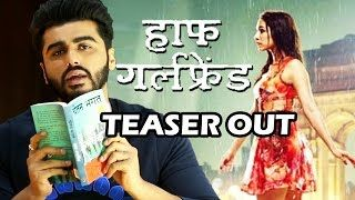 Watch this exclusive official teaser of Mohit Suri'sHalf Girlfriend starring Arjun Kapoor & Shraddha Kapoor in the lead. Bollywoodspy @veblr