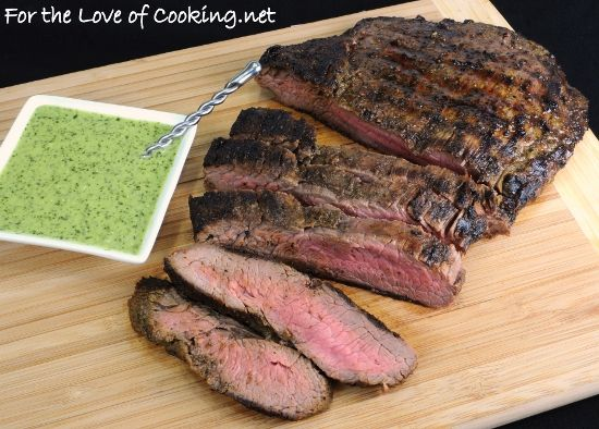 CILANTRO-LIME MARINATED FLANK STEAK: Cilantro Limes Marinade, Cilantro ...