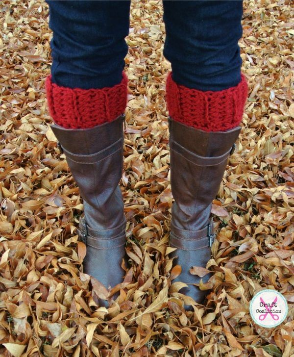 Mejores 24 imágenes de crochet bootcuffs en Pinterest | Ganchillo ...