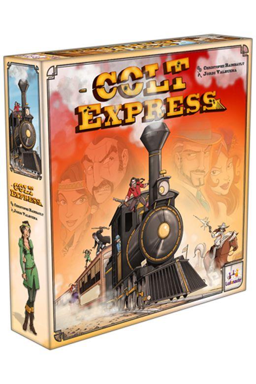 Colt Express - Epic Stratagems