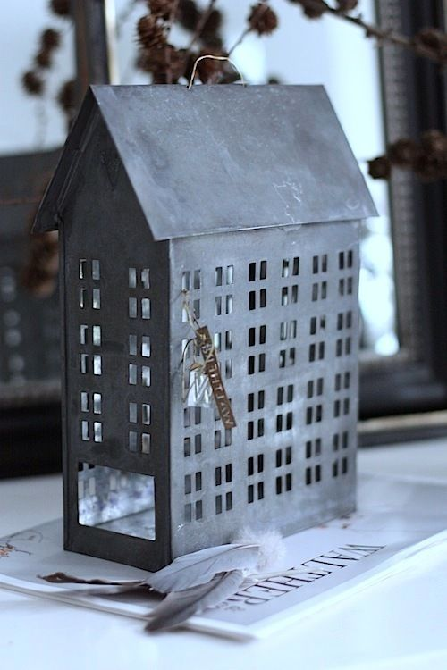 WALTHER & Co. WINDLICHT HAUS ZINK 4 ETAGEN NEU - Home & Living