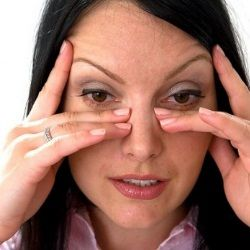 Eye exercises to reduce dark circles and remove eye bags and wrinkles taken from a yoga facial exercise program http://www.facelift-without-surgery.biz/facialexercises.html #facialtoningsystem #wendywilken #eyebagsremedy